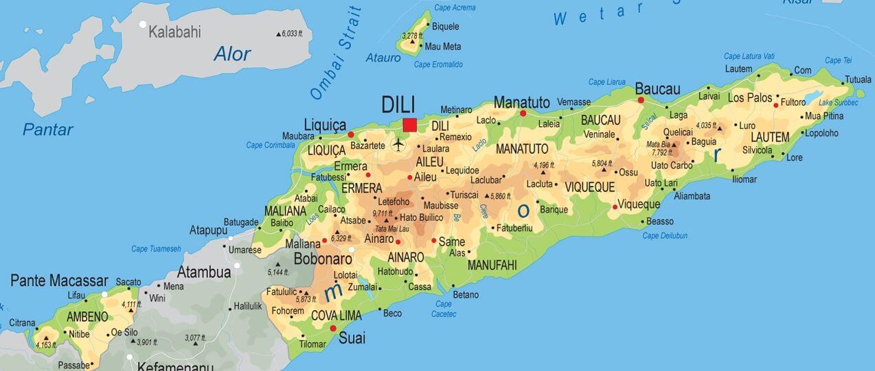 Timor-Leste_map1